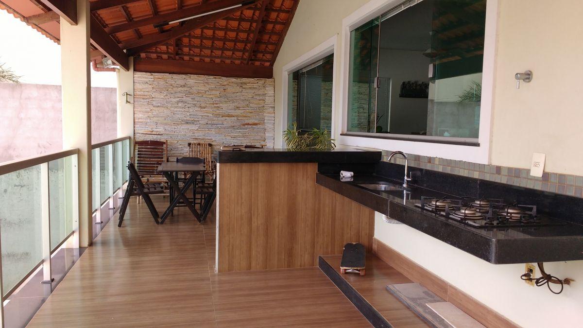 Casa Vila Maria Com Piscina E Rea Gourmet